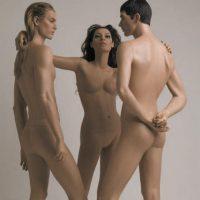 Weibliche und männliche Schaufensterpuppen von Ästhetik & Design by Holger Kressin