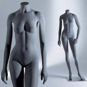 Männliche und weibliche Schaufensterpuppen von Ästhetik & Design by Holger Kressin