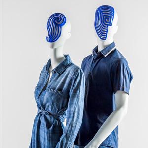 Fashio Kings - Weibliche und männliche Schaufensterpuppen von Ästhetik & Design by Holger Kressin