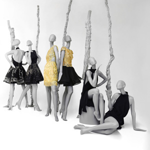 Fashionwise - Weibliche Schaufensterpuppen von Ästhetik & Design by Holger Kressin