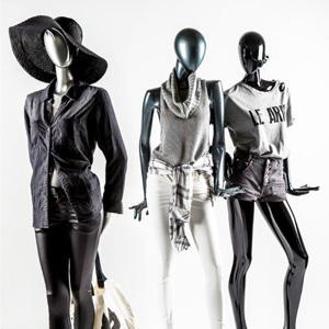 Glamaga - Weibliche Schaufensterpuppen von Ästhetik & Design by Holger Kressin
