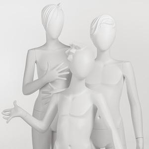 Individuelle Schaufensterpuppen von Ästhetik & Design by Holger Kressin